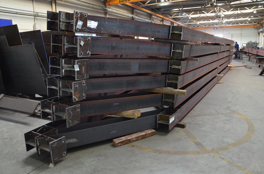 Konstrukcje stalowe przetargi